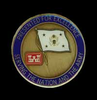 USACE Gold Coin